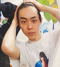 菅田将暉さんっておでこかなり広いですか?