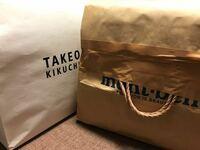 こんな感じの紙袋で、らくらくメルカリ便は送れますか? ちなみに、中身は服で、ビニール袋に入っています
