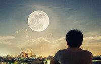 満月、三日月、、新月、夕月、薄月、偃月、などなど・・・ 月を表す美しい日本語はたくさんあります。  さて、スーパームーンはなんとかならんもんですかね?