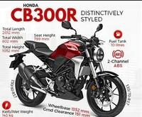 なぜCB400Rはないのですか。 CB1000RとCB650RとCB250RとCB125Rはありますが。 CB-Rシリーズはフルラインナップ化しているのに。 なぜ中間の400㏄にだけCB400Rがな...