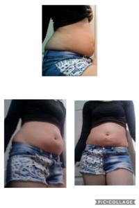 お腹だけポッコリ 155cm 54kgと痩せ型の体型で手足も比較的細いのですがお腹周りだけかなり太っています!座るとさらにお腹が強調されます。やっぱり痩せるべきですか?