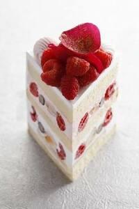 皆さんの好きな洋菓子は?  ショートケーキ