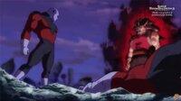 スーパードラゴンボールヒーローズのプロモアニメ8話で カンバーの下のいる奴って多分トッポですね カンバーは破壊神トッポをあっさり倒したのでしょうか? またジレンと戦えばどちらが勝つと思いますか?