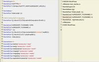 Wordpressでのブラウザキャッシュの追記とgzip圧縮の記述についての質問です。  Wordpressにてサブディレクトリでわけて2つのサイトを作っています。 このたびブラウザキャッシュの追記とgzip圧縮を設定するた...