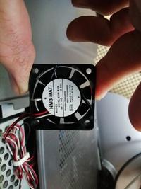 この保護回路付きファンを通販で買えるショップを教えてください。 互換品でも良いです。