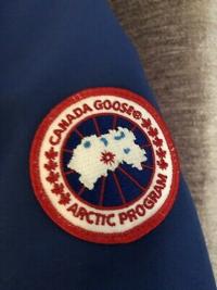 これって本物ですか?Canada Goose カナダグースのジャケットを中古で買いたいので、本物かどうか見てみてほしいです。
