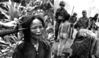 日本の韓国大使館の前の歩道に手作りの「ライダイハン」の像(韓国軍に強姦されたり、火をつけられたり、皆殺しにされるベトナムの女性や女の子供達の像)を置いたら、韓国大使館は撤去の要請はしませんよね? というか出来ませんよね。