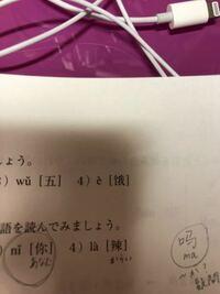 中国語のこの漢字の意味ってなんですか e [我] みたいなやつです