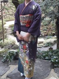 入学式で着物を着たいのですがこの着物はどうでしょうか?詳しい方いらっしゃいましたらお助けください。よろしくお願い致します!