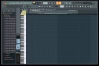 FL STUDIOピアノロールでノートが表示されません。 ピアノロールで打ち込むと、添付の様に上部のトラックにはノートが表示され、打ちこまれていて、パターンを再生すると発音もされるのですが、ピアノロール上には表示されないので、編集(移動や削除)ができません。  FL Stusio20 Mac版です。  よろしくおねがいします。