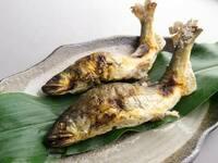 鮎の塩焼き  鯛の塩焼き  どちらが好きですか?