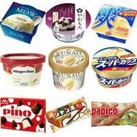 アイスクリーム  ケーキ  朝から食べたいのはどちらですか?