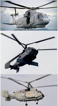 """新型のヘリコプターAEWの必要性に関する質問です。 日本を含む西側の軍隊が狭い滑走路で運用できるAEW機の取得を望む場合、まず英伊アグスタウェストランド社の中大型汎用ヘリ""""AW101""""の胴体下に大型の円形レドームを付けた""""EH-101A""""AEWヘリが候補に挙がると思うのですが(同じくSea King AEWもありますが…)、他に選択肢はまずありません。..."""