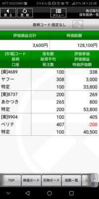 松井証券で株を買っているんですが評価損益から 税金引かれるんですか 手数料は ゼロ円ですよね?特定口座です