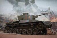 これは日本の戦車ですか? 日本、戦車、帝国、ガールズ&パンツァー、ガルパン