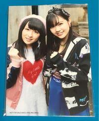 AKB48ファンの方、写真の女の子が誰だか教えて頂けないでしょうか。