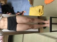 この足太いですか?  陸上の短距離をやっている高校女子です。 お世辞とかいらないので正直に答えてください。ついでに私は太いと思ってます(笑)  努力すれば足が細くなると思いますか?ま た、どうすればい...