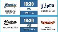 MLBではなぜ対戦カードを   「ビジター・チーム(アウェイ・チーム) 対 ホーム・チーム(本拠地のチーム)」  の形式で記述するのでしょうか? 日本プロ野球だと長い間、例えば阪神タイガースが東京に遠征して東京ドームで巨人と試合をする時でも、新聞やテレビニュースでは、  「巨人 対 阪神」  と巨人(ホーム・チーム)を先に記述していますよね?