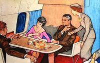 機内食に出てきたらうれしいもの、 機内食に出してほしいものは何ですか? (10時間前後の長距離便を想定して、、)