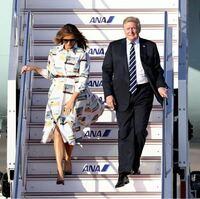 欧米では公式の場でも生脚が定着していて、先月国賓として来日したトランプ大統領のメラニア夫人も生脚でした。 でも日本はストッキングは減少したものの、一般的にも社会通念としてストッキングを穿くべきと根強...