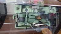機動戦士ガンダムのザクⅡですが、 ①バーニア増強機 ②その乗務部隊 ③高名な乗務員 いまさらながら、ガンダムに はまってまして、 お詳しい方、おられたら 教えていただけるとうれしいです。