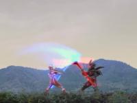 ウルトラマン ニュージェネレーションクロニクル 第25話にて 画像のシーンに字幕は付いてましたか(私は字幕で見れない環境なので)。