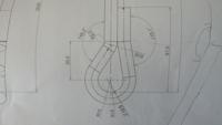 下記の図面のように丸棒を赤めて丸く曲げる方法のアドバイスを教えて下さい。 材質:ss400 長さ:4メートル 太さ:10mm  よろしくお願いします!