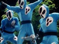 『忍者戦隊カクレンジャー』に登場する戦闘員ドロドロのモチーフってなんですかね?