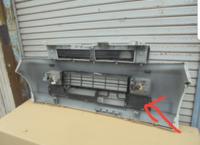 エブリィワゴンDa64w PZ フロントバンパー内の黒いインナーグリル? が劣化したので スズキ純正部品の品番と正式名を教えて下さいませ、