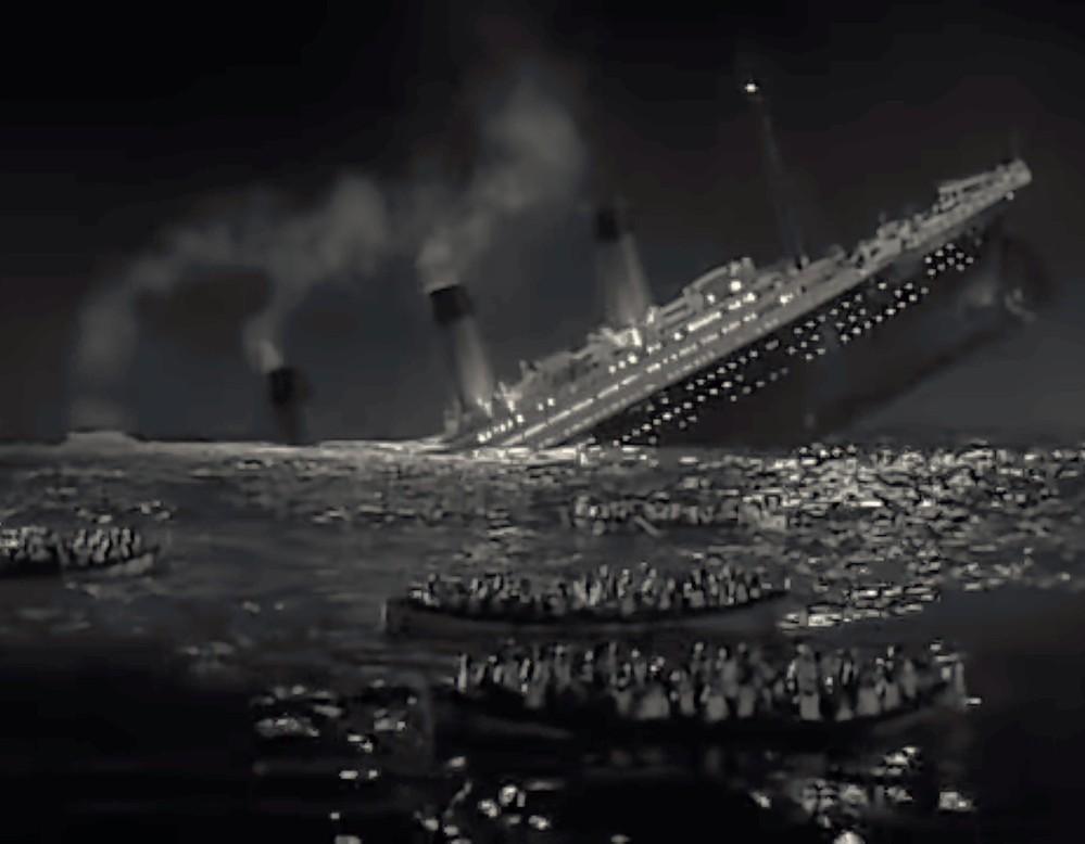 タイタニック号沈没事故で、もしカルパチア号の救援到着が、沈没直前のタイタニック号に遭遇した場合、