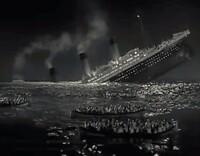 タイタニック号沈没事故で、もしカルパチア号の救援到着が、沈没直前のタイタニック号に遭遇した場合、どの様な方法で乗客救助をするのでしょうか?