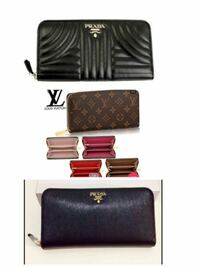 長財布購入でこの3つで迷っています。 できるだけ長持ちする財布にしたいので 使ったことのある方 詳しい方 アドバイスお願いします!