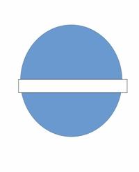 パワーポイントで図のように円の中に横書きテキストボックスを挿入したいのですが、端が円からはみ出してしまいます。 円に沿って端を取る方法はありますでしょうか? 挿入するテキストボック スはカラーで塗りつぶしたいので、テキストボックスの中心に文字だけ…というわけにはいきません。  パワーポイント2013を使用していますが、このような円が描かれはワード(2013)、エクセル(2013)でも...