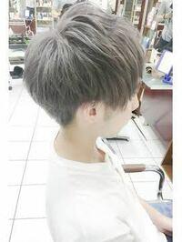 美容院で髪の毛を染めたいのですが、予約制でカラーとダブルカラーというのがあって このような写真の色はダブルカラーでないとできないでしょうか? 教えてください!