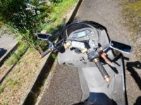 セパハンに変えてるバイク(スクーター)見かけたんだ 見た目以外でなんかメリットあるん?  やっぱバイクは自己満足が大きいんかね