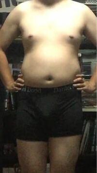 身長186cm体重106kgです 太ってはいるんですが中途半端なデブなので、120〜130kgまで太ってもっと立派なデブになりたいです。どうすればいいですか?
