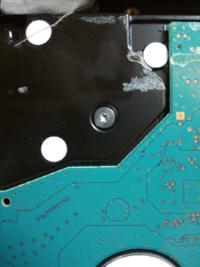 NECの「Lavie LL750SG」というノートPCのHDDを取り出したいのですが、この星形のネジは開けても大丈夫なのでしょうか?これを取らないとHDDは取り出せないのでしょうか?