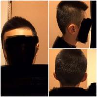 高校男子です。学校の校則でツーブロックの髪型が禁止されています。ところが、理容師への伝え方が悪かったのか、短く切られツーブロックのように見えるのではないか心配です。人により見方は異 なるとは思います...