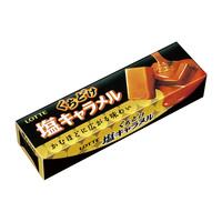塩キャラメルってキャンディー最近、 流行ってますが皆さまはこのキャンディー食べたことあります?ソフトな柔らかさでオススメですよ(*^^*) 特にロッテのヤツがいいと思いませんか?