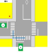 信号機がない歩行者横断歩道での車の動きについて 道路交通法には、 横断歩道を渡ろうとする歩行者がいる場合、ドライバーは横断歩道の直前で自動車を一時停止させ、通行を妨げないようすること書いてあります。...