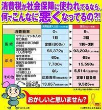 消費税増税がやむを得ないなどの安倍晋三が流している虚言を信じている安倍支持者って 日本大不況に手を貸しているだけですよね?