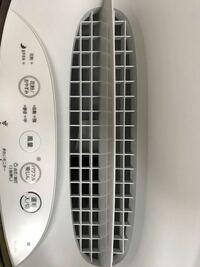吹き出し口に貼ってもいい? 空気清浄機を購入しました。  吹き出し口が本体上部にあるのですが、カバーがなく、埃などが入りそうで気になります。  そこで、吹き出し口に 扇風機カバーや換気扇フィルターなどを...