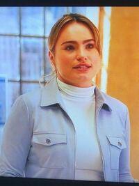 海外ドラマ FLASH シーズン5 に1話だけ出演したこの女性の情報が欲しいです。どんなに検索をしても何もわからなかったのでよろしくお願いします。