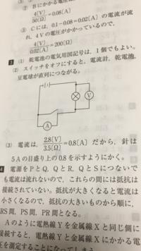 なぜこのスイッチをオンにしたら、豆電球に流れる電流が測れないんですか?