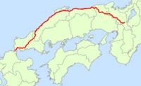 国道9号は京都と山口県下関を鳥取・島根県経由でつなぐ国道です。 島根県益田市から西も日本海側沿い…と思いきや、その区間は国道191号に任せ、9号はそこから津和野・山口・小郡を通り、その後国道2号と進路を共...