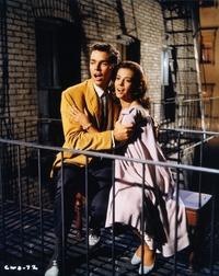 「ウエストサイド物語」1961年で、 マリアとトニーの「トゥナイト」の場面。 ナタリーウッドの声は、マー二ニクソンが吹き替えた という事ですが、 トニー(リチャード・ベイマー)の歌部分は 彼の肉声なのですか?