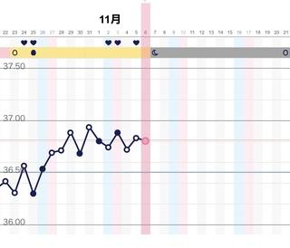 排卵日から妊娠確定まで