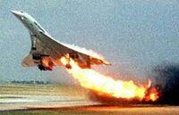 エールフランス航空のコンコルドは事故やったので危ない飛行機ですか?