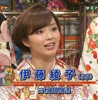 元女子アナの伊藤綾子さんが結婚を発表しましたが、これを機にファンやめますか?