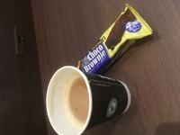 宝くじ当てたら  コーヒー飲むかな?  朝 ローソンのコーヒー飲み会ました  ローソンのコーヒーも変わりましたね  幸せあれ